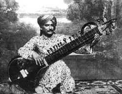 Enayat Khan with Surbahar